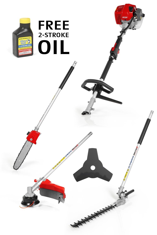 Mitox 26MT-SP Petrol Multi Tool