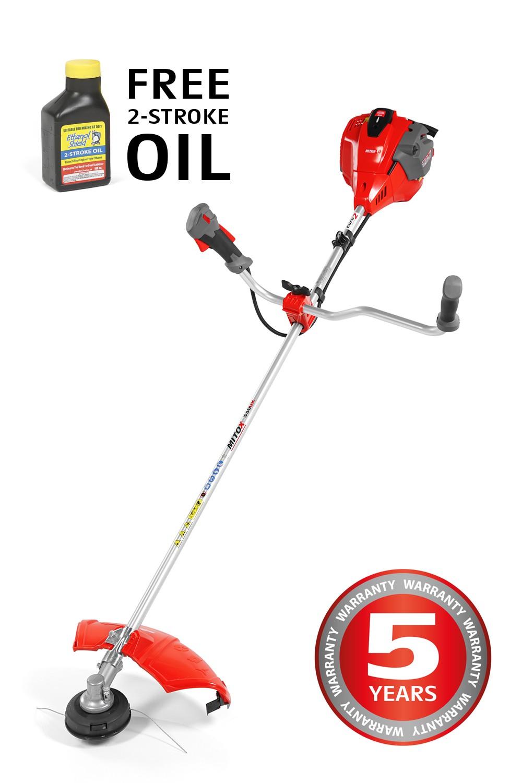 Mitox 330UX Premium Petrol Brushcutter