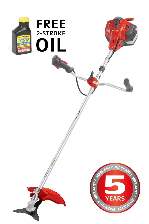 Mitox 360UX 36.3cc Petrol Brushcutter