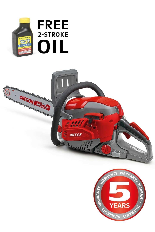 Mitox 455CSX Premium Petrol Chainsaw