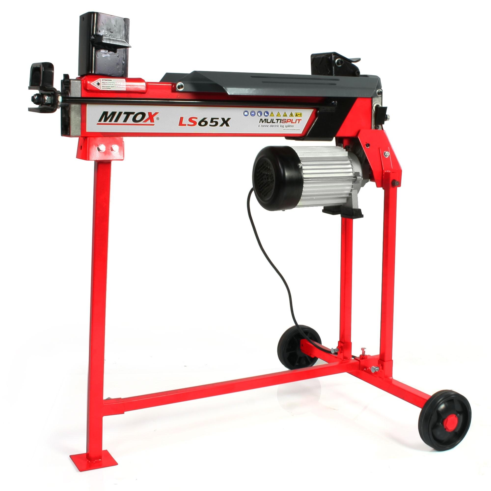 Mitox LS65X Log splitter electric