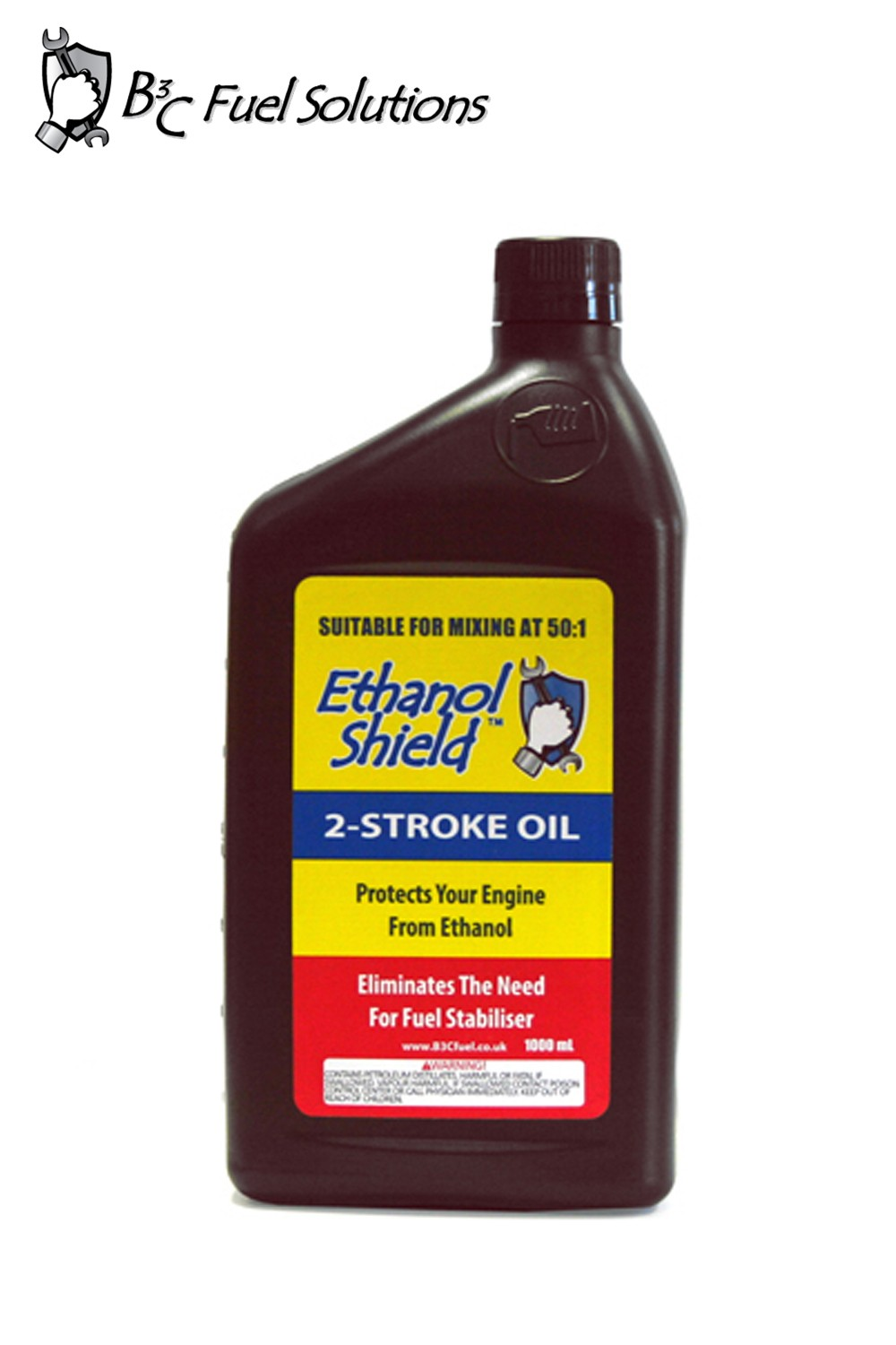 B3C Ethanol Shield 2-Stroke Oil - 1ltr