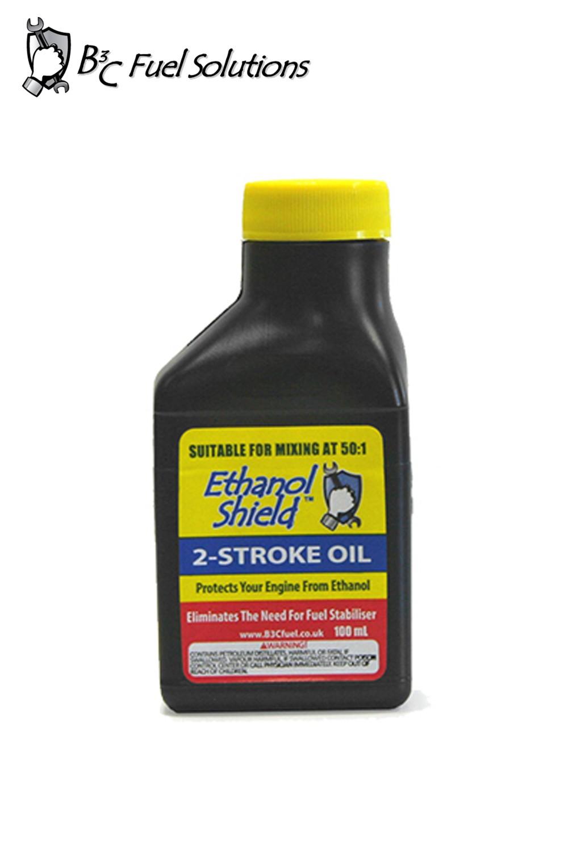 B3C Ethanol Shield 2-Stroke Oil - 100ml