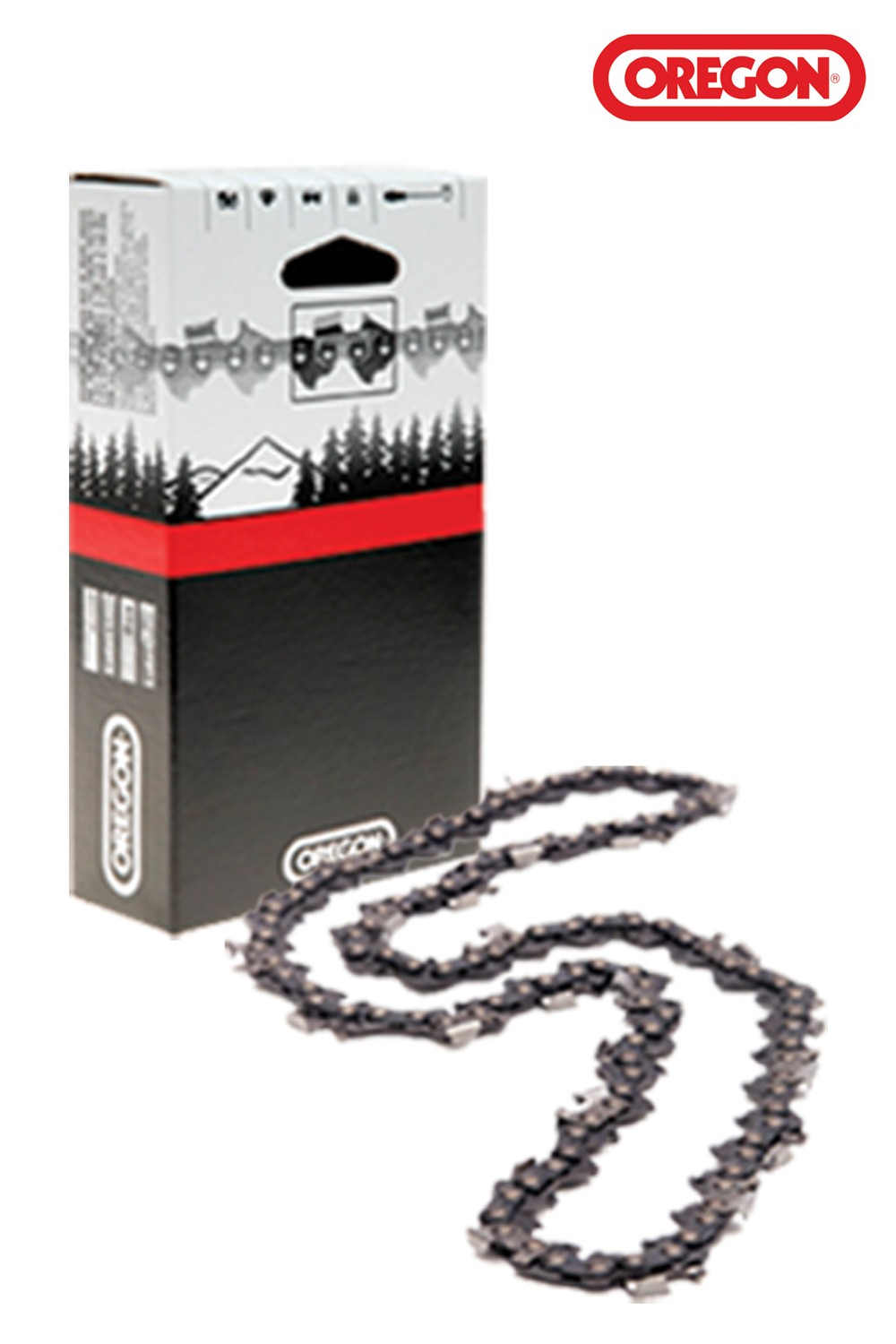 Mitox CS45 & CS500X spare chain loop