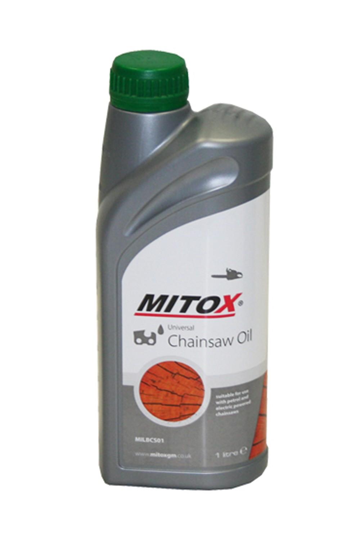 Mitox Chain Oil Universal - 1Ltr