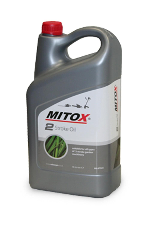 Mitox 2 Stroke Semi-Synthetic Engine Oil - 5Ltr
