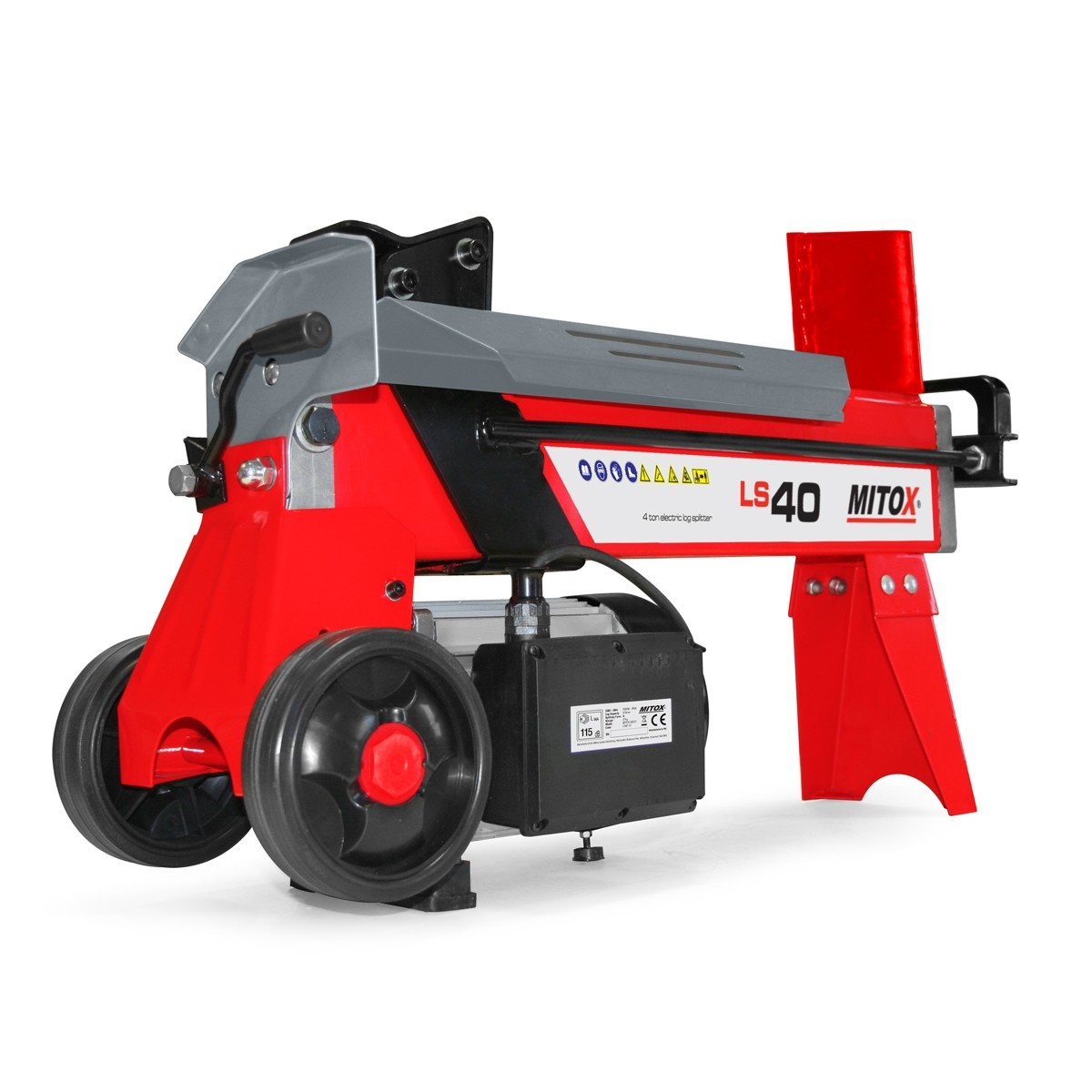 Mitox LS40 Electric Log Splitter