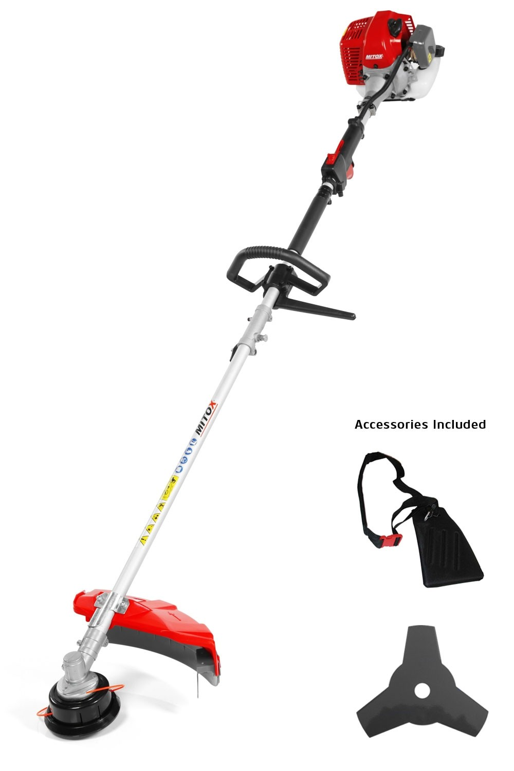Mitox 26L-SP Petrol Brushcutter / Trimmer