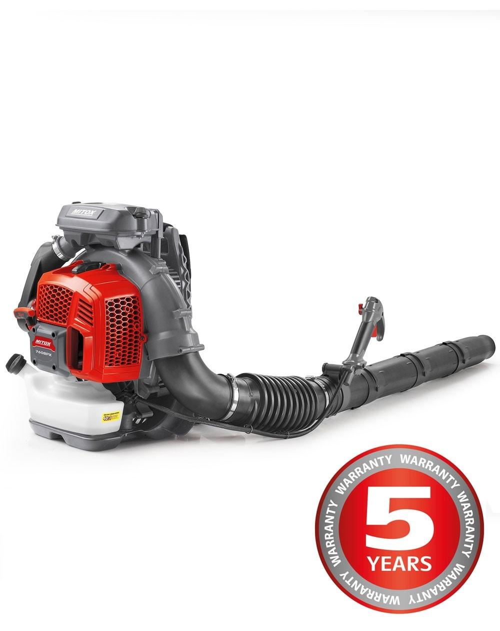 Mitox 760BPX leaf blower