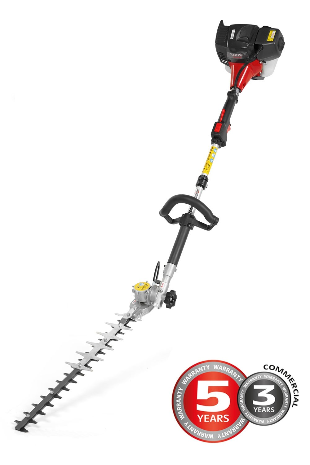 Mitox 5250SRK PRO mid reach hedge trimmer