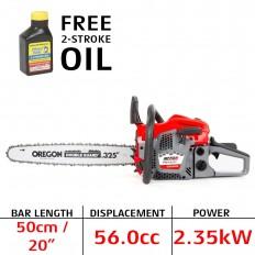 Mitox CS560X Premium Petrol Chainsaw