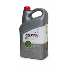 Mitox 2 Stroke Semi-Synthetic Engine Oil - 5Ltr
