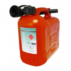 Red 5L Fuel Can