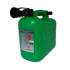 Green 5L Fuel Can