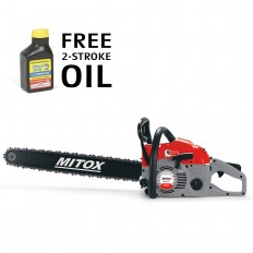 Mitox CS62 Select petrol chainsaw