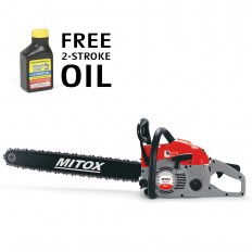 Mitox CS64 petrol chainsaw