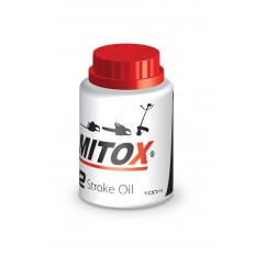 Mitox 2 Stroke Semi-Synthetic Engine Oil - One Shot