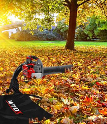 Mitox 280BVX Petrol Leaf Blower