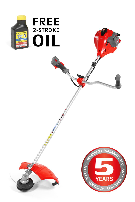 Mitox 430UX Petrol Brushcutter