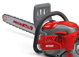Mitox premium chainsaws