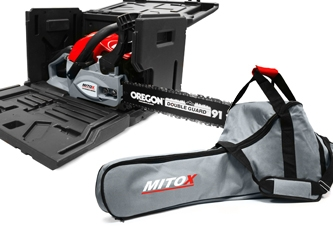 Mitox chainsaw protection