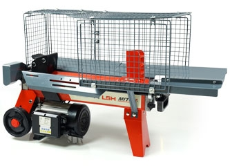 Mitox Electric log splitter