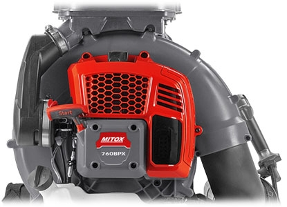 Mitox 760BPX Engine