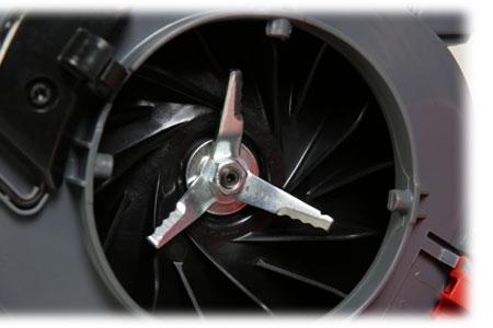 Mitox Premium Petrol Blower Vacuum Metal Blade