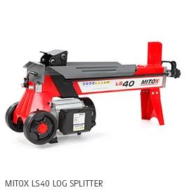 Mitox LS40 Electric Log Splitter