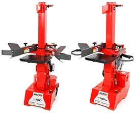 LS700 & LS700 Mitox log splitters