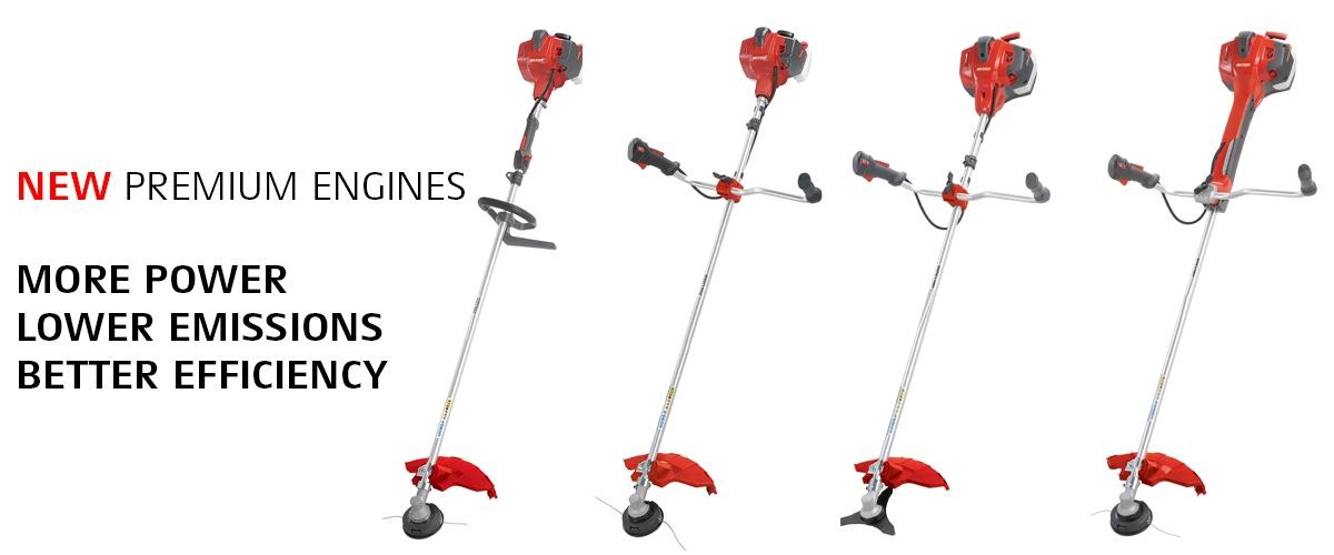 New Mitox Premium Brushcutter Range