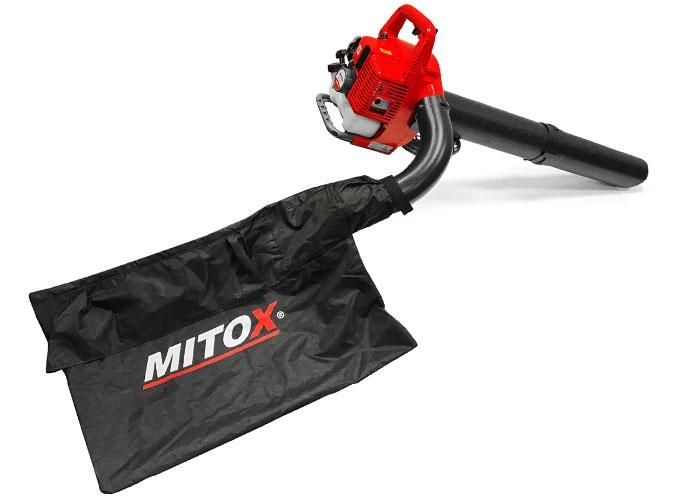 Mitox 28BV-SP Petrol Leaf Vacuum