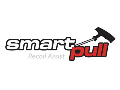 Smart Pull Recoil for easy starting