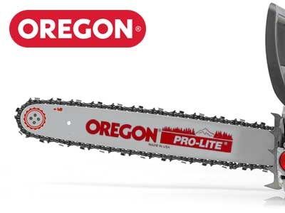 Mitox Premium Oregon chainsaw and bar