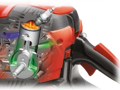 Mitox Petrol Chainsaw Premium Engine