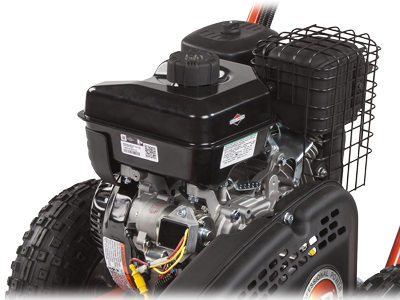 DR Stump Grinder Briggs & Stratton Engine