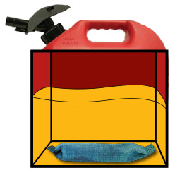 Gas Tank Shield