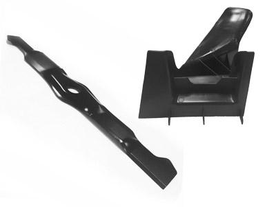 Weibang 46cm Mulching Blade and mulch plug