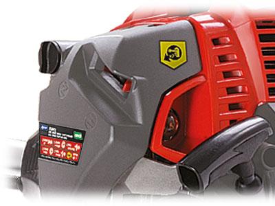 Mitox Brushcutter Automatic Choke