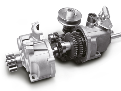 Weibang PRO 3 Speed Gearbox