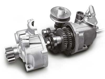 Weibang Virtue PRO 3 Speed Gearbox