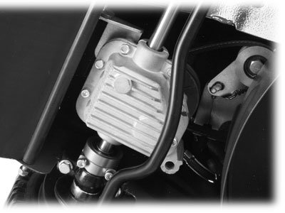 Weibang Virtue Variable Speed Gearbox