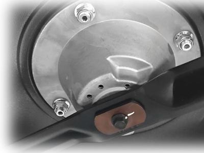 Weibang Aluminium Crankshaft Protection